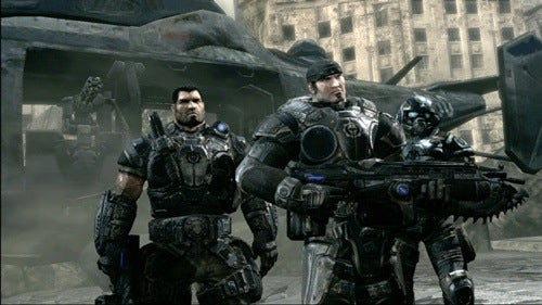 What Are Gears of War Characters Doing In My Lost Planet 2?