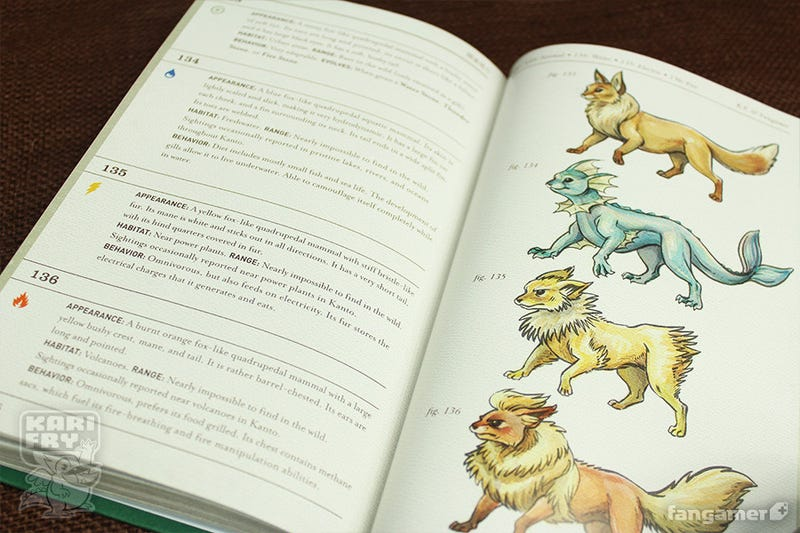The Only Pokémon Book You'll Ever Need