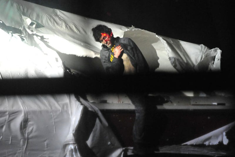 Incredible Photos Capture Last Moments of Boston Bombing Manhunt