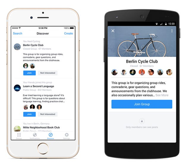 Facebook Groups: Another New App You Don't Want or Need