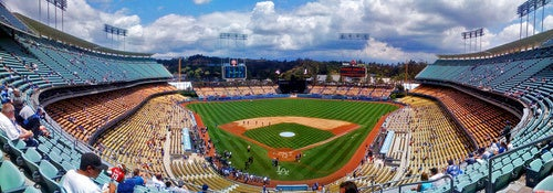 Why Your Stadium Sucks: Dodger Stadium