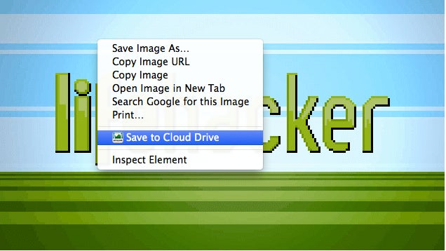 Save Images Directly to Amazon Cloud Drive with This Extension