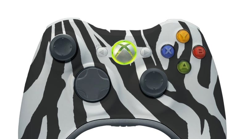 The Next Xbox and Its Controller Are Currently Covered In Crazy Stripes