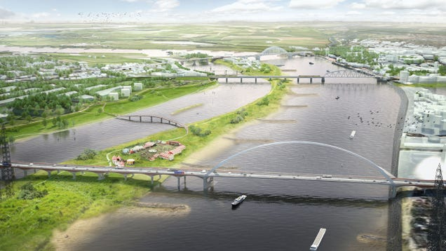 4 Enormous Projects That Could Save Coastal Cities In Our Flooded Future