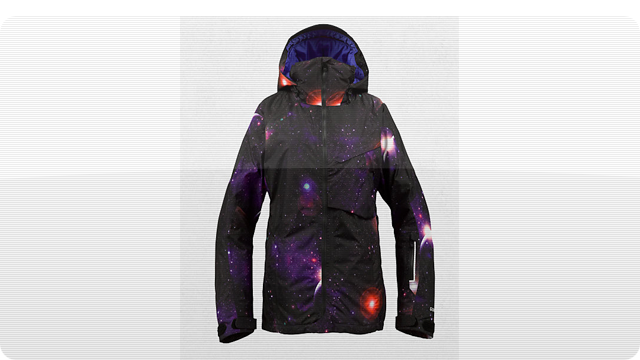 Yes It's Still Summer, but This Burton Jacket Will Make You Wish For Snow