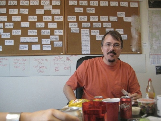 Sneak peek inside the Breaking Bad writer's room gives us meth chills