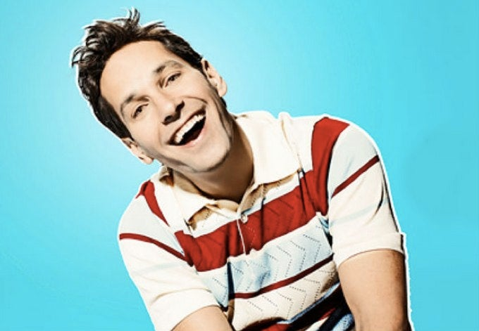Paul Rudd is the star of Edgar Wright's Ant-Man, after all