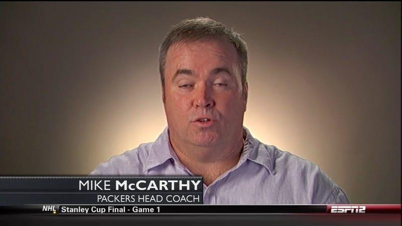 Mike McCarthy Believes In A Sense Of Urgency