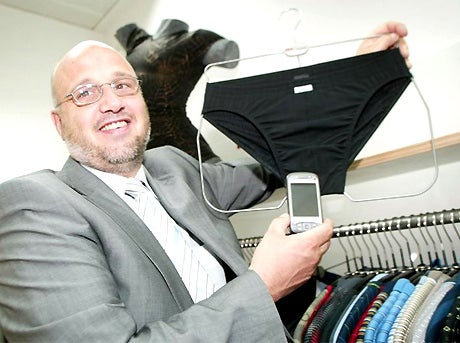 Talking Crotches Now Protected from Deadly Cellphones