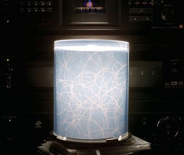 Upcycle an Empty CD Spindle into a Desk Lamp