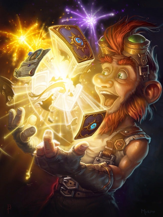 "I Don't Think Hearthstone Is Actually This ""In Your Face"""