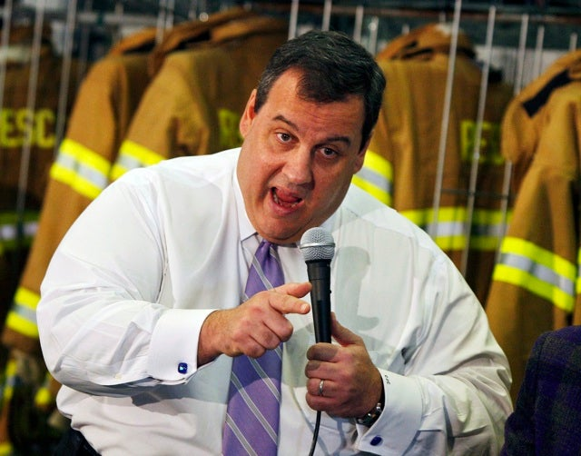 Who Will Save New Jersey While Chris Christie Eats Mickey Mouse?
