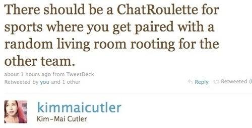 Wild ChatRoulette Experimentation Seizes the Twitterati