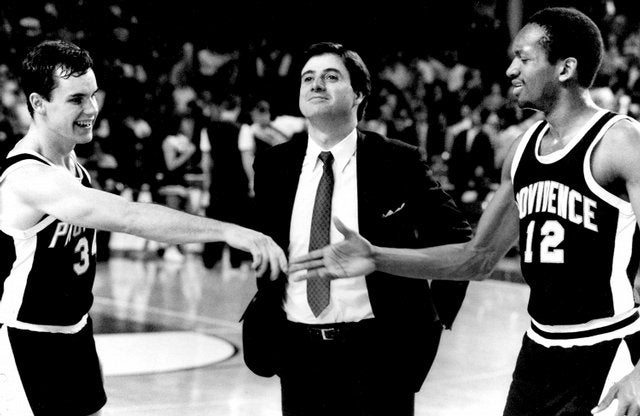 25 Years After Run With Providence, Rick Pitino And Billy Donovan Fight Each Other For Final Four Berth