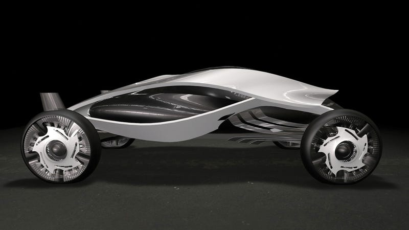 The Hollywood Cars of Future Present