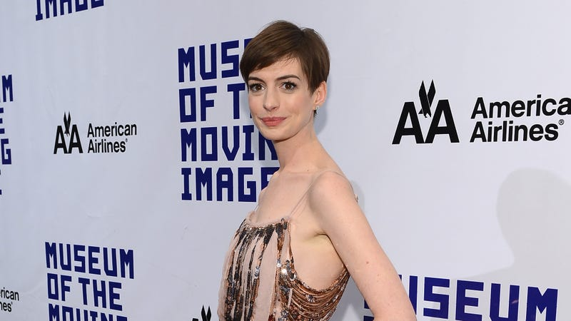 Les Mis Director 'Begged' Anne Hathaway to Stop Losing Weight
