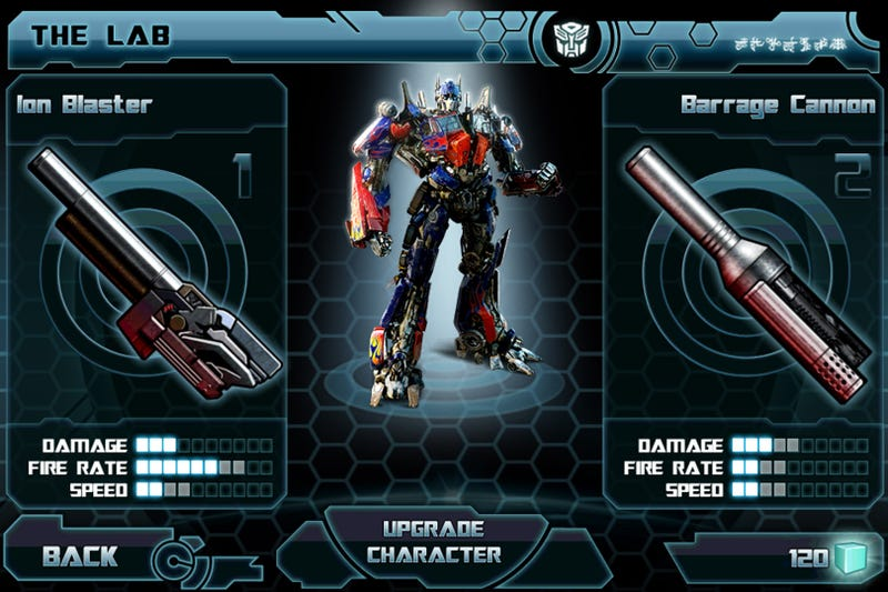 Transformers: Dark of the Moon is More Than Meets the iPad