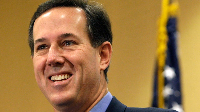 Santorum Questions Obama's Christianity, Apologizes, Questions His 'World View' Instead