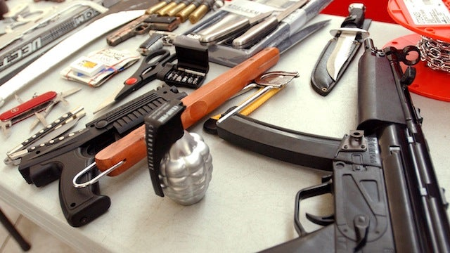 The TSA Finds About 5 Guns at Security Checkpoints EVERY DAY