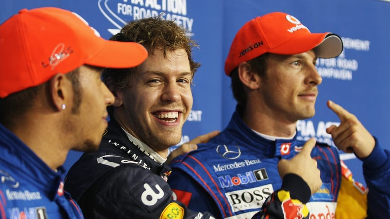 Pictures from the 2011 Abu Dhabi Grand Prix