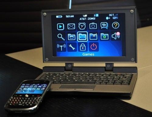 Celio Redfly BlackBerry Gallery