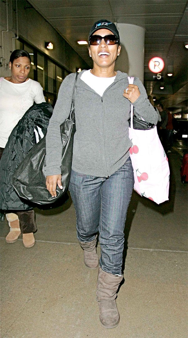 Angela Bassett: What's Ugg Got To Do With It