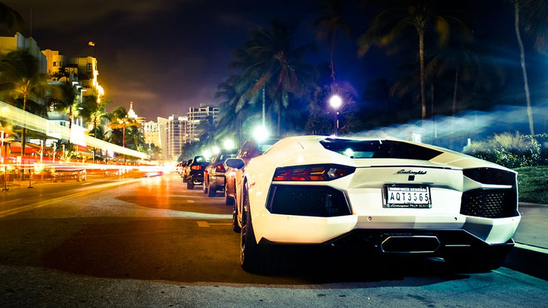 Cars That Look Amazing At Night