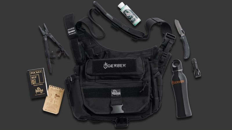 This Go-Bag Will Keep You Ready For The Coming Apocalypse