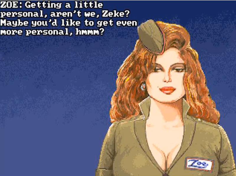 A Visual History of Attractive Video Game Characters: The 90s