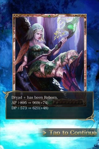 Aeria Delivers the Mighty Immortalis Unto the Collectible Card-Craving Masses