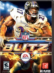 Can NFL Blitz Have a Cover Curse if the Game Actually Has No Cover?