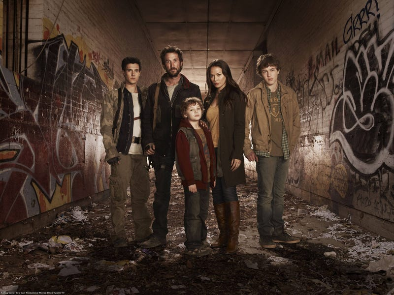 Why Falling Skies breaks the mold of alien invasion shows