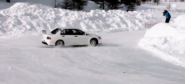 Watch A Rally Driver Put Your Favorite Drifters Reverse Entry To Shame