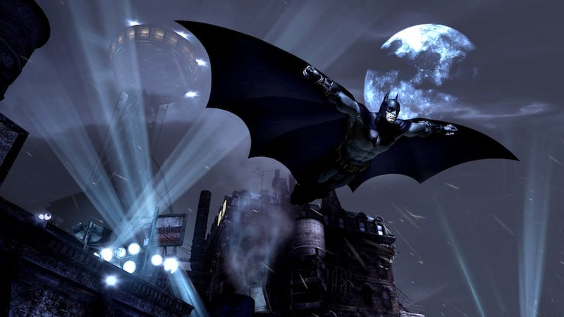 The Next Game in Batman's Arkham Series is Coming This Year, Says Time Warner Exec