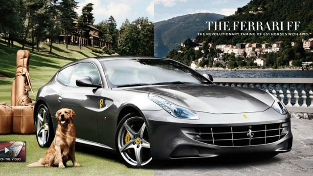 Neiman Marcus to sell ten special edition Ferrari FFs