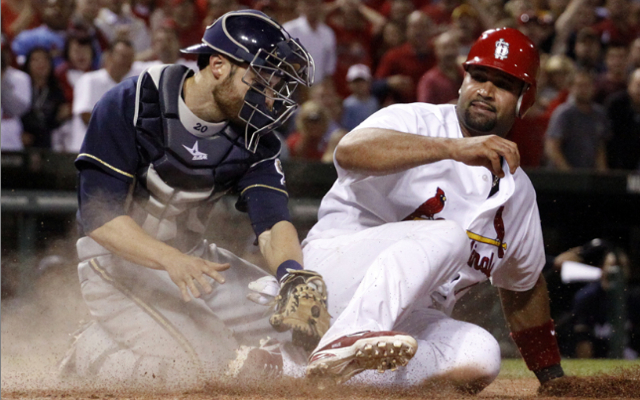 Your Cardinals-Brewers NLCS Game One Open Thread
