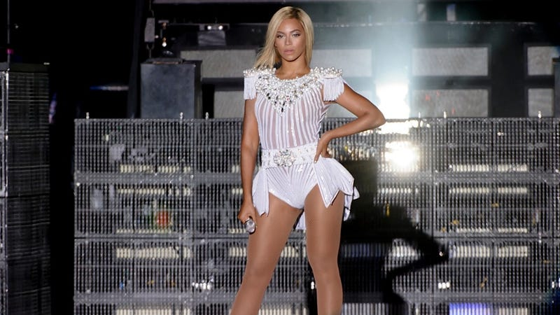 Beyoncé Struck a Pose, Conquered England