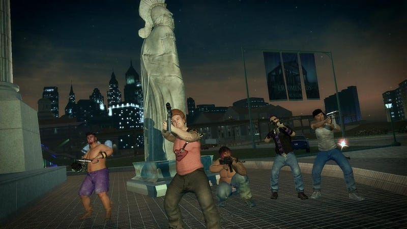 Saints Row 2 Multiplayer – The Perfect Girlfriend Game?
