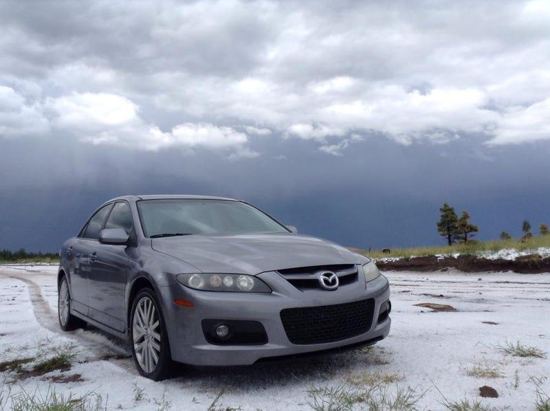 My Mazda thinks it's a Cobalt.