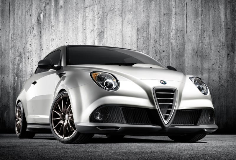 Alfa Romeo MiTo GTA: Pipe Dreams