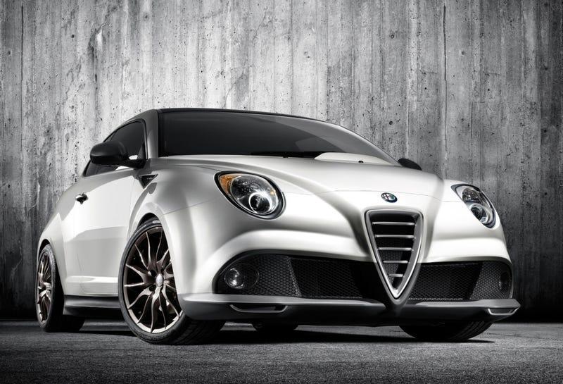 Alfa Romeo MiTo GTA Concept Headed For Geneva Motor Show