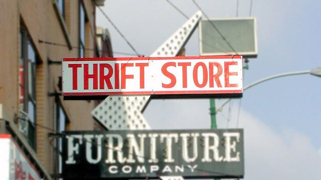 Shop Thrift Stores in the Spring for the Best Selection and Deals