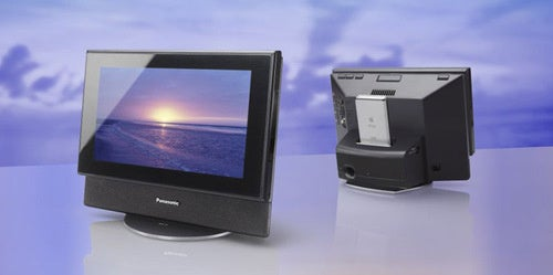 Panasonic Thinks You Want an iPod Dock With Your MW-10 Photo Frame