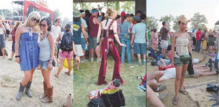 Bonnaroo: Bastard Fashion Music Festival Stepchild Or Tastemaking Trend Capital?