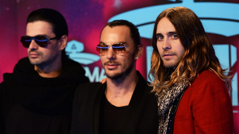 Awful Dresses and Hideous Hair at the MTV EMAs