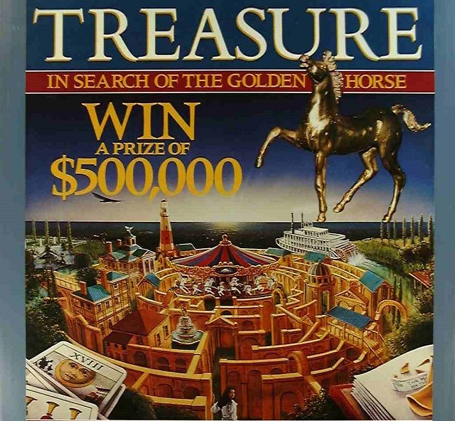 The Most Astonishing Real-Life Treasure Hunts