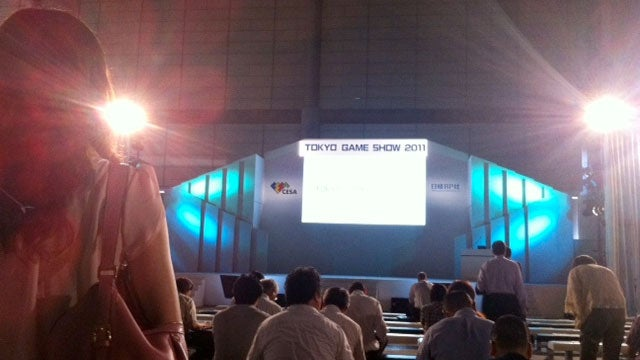 LIVE from the Tokyo Game Show 2011 Keynote, Starring Square Enix's Yoichi Wada!