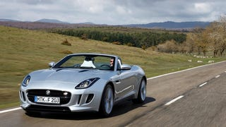 Why The Jaguar F-Type Is Getting All-Wheel Drive
