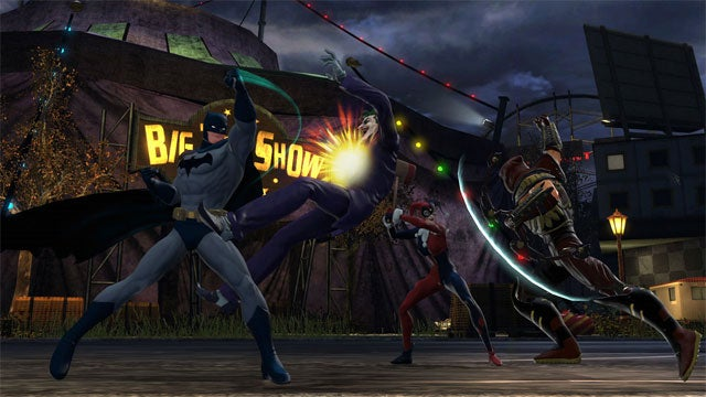 The DC Universe Online Beta Ends With Epic Battles