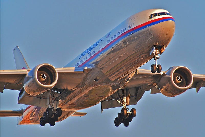 Did Malaysia Air Opt Out Of Real-Time Data Monitoring From Boeing?